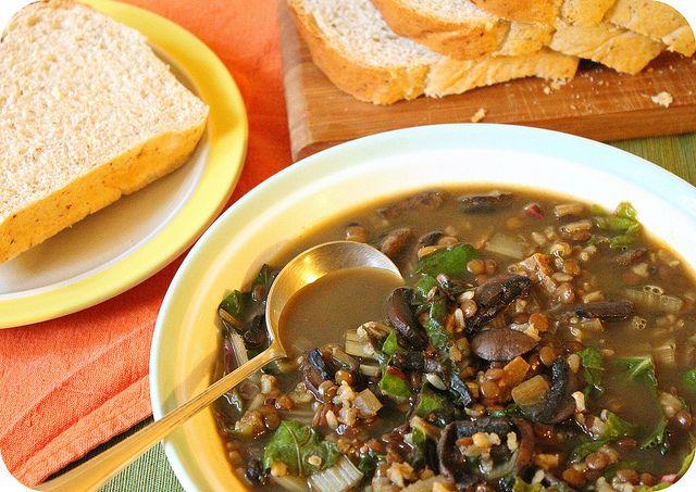 ... chard frittata recipe mushroom barley and swiss chard soup california