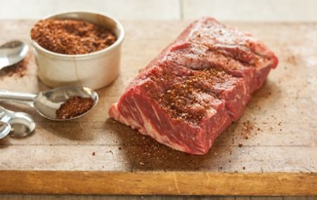 BBQ Beef Chile Rub and Coffee Cure | Whole Foods Market