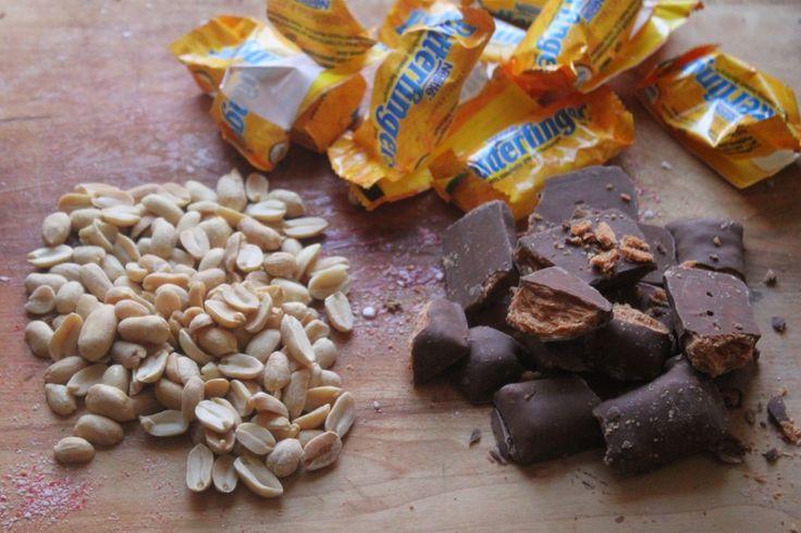 Butterfinger Truffles | Sweets, etc. | Pinterest