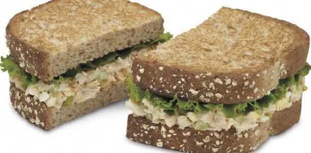Chick−Fil−A Chicken Salad Sandwich Recipe
