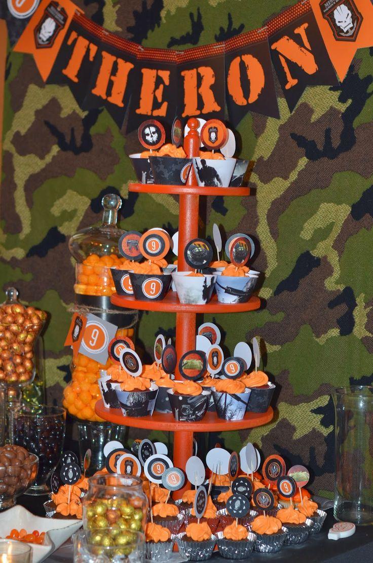 Call of Duty Birthday Ideas