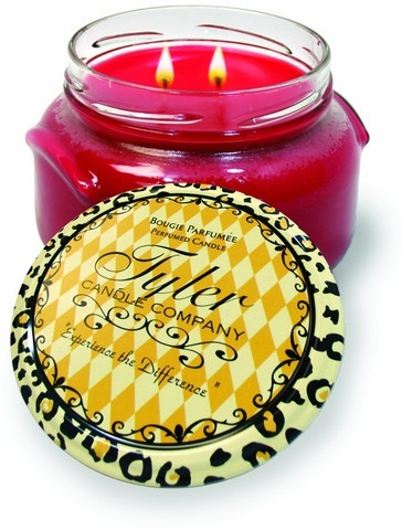 Tyler Candles, Frosted Pomegranate | Tyler Candles | Pinterest
