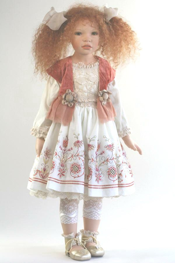 Quotoksanaquot limited collectible doll dolls pinterest for Pinterest dolls