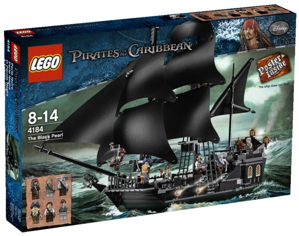 The Black Pearl $219