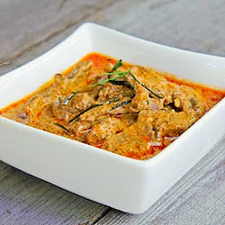 Thai panang curry with beef | YUM! | Pinterest