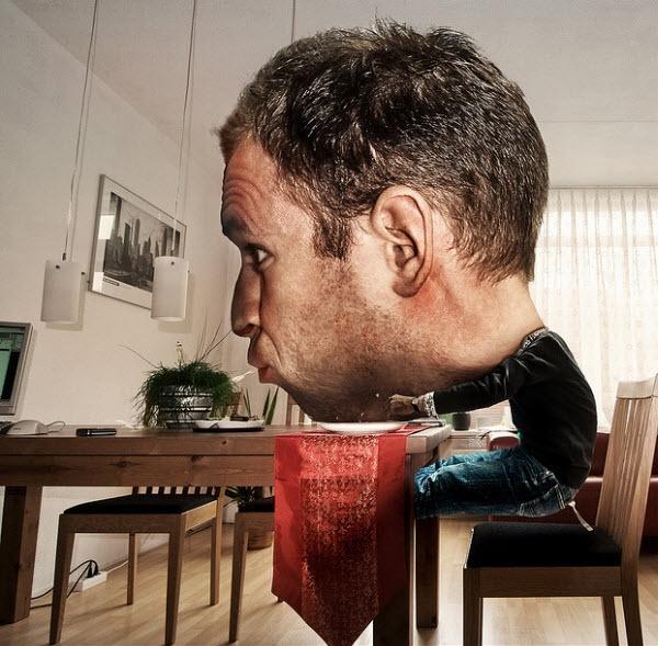 Big-Head-Photo-Manipulation         Christopher Huet