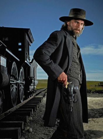 Pin by Diane Eberly on Anson Mount (Hell on Wheels ...