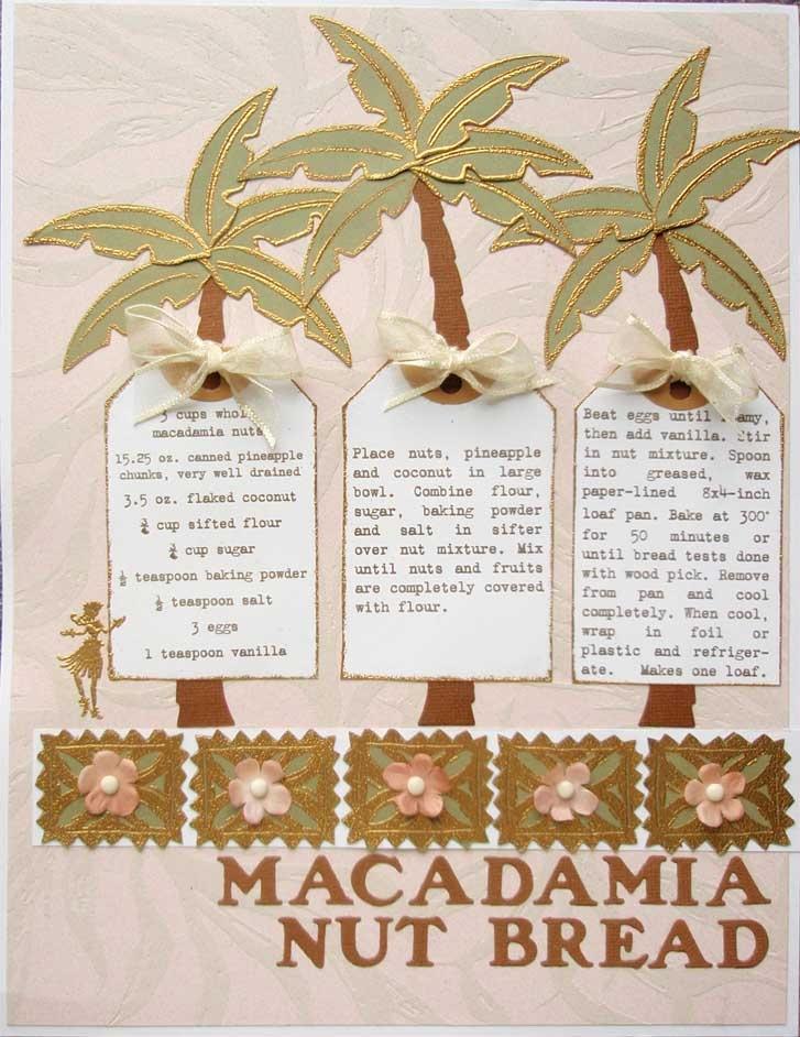 Macadamia Nut Bread | My Kind of Food! | Pinterest