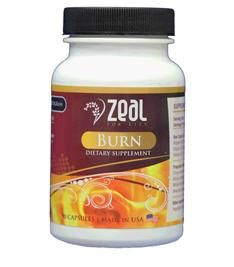 Zeal thermogenic fat burner