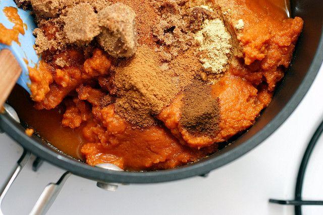 Pumpkin Butter by smitten kitchen | sweet | Pinterest
