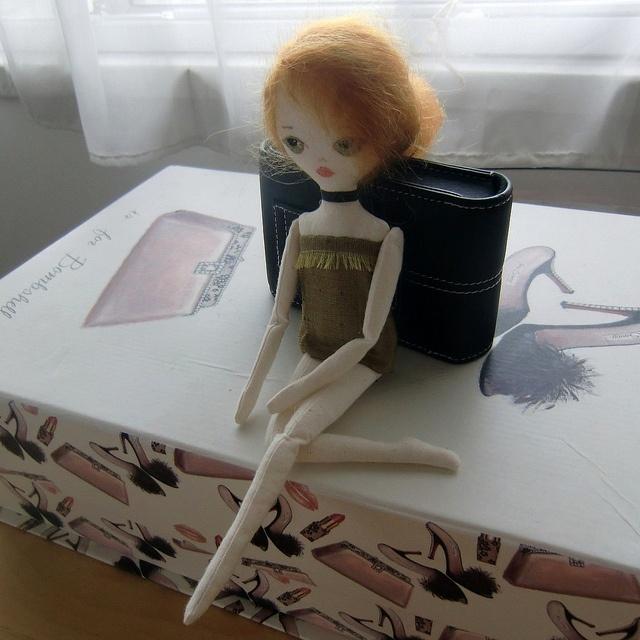 искусство кукла Gingermelon через Flickr