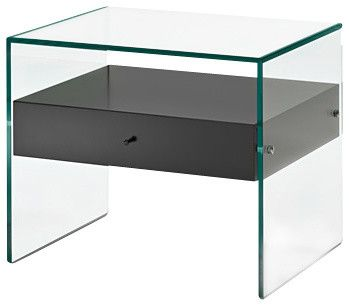 Secret side table modern nightstands and bedside tables sedia