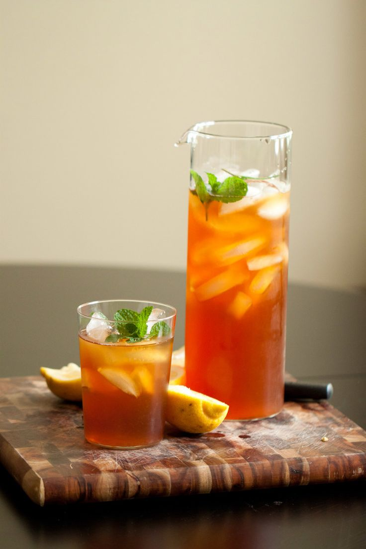 tea ginger iced tea asian iced tea iced lychees rhubarb iced tea ...