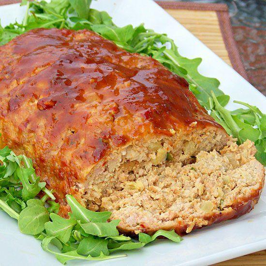 Aloha Meatloaf - A Taste of Hawaii | Food and Drink | Pinterest