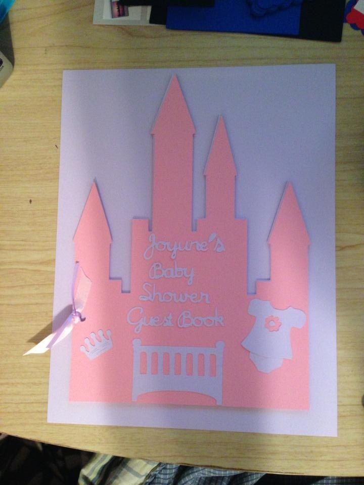 baby shower sign in book princess theme my invitations decor i ma