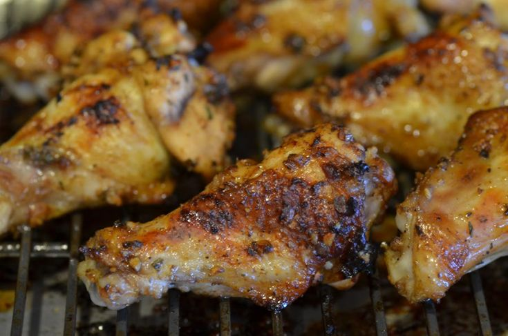 Broiled Chicken Wings | Yummy In My Tummy!! | Pinterest