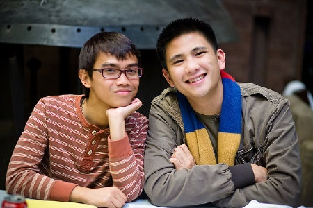 Asian american model minority essay