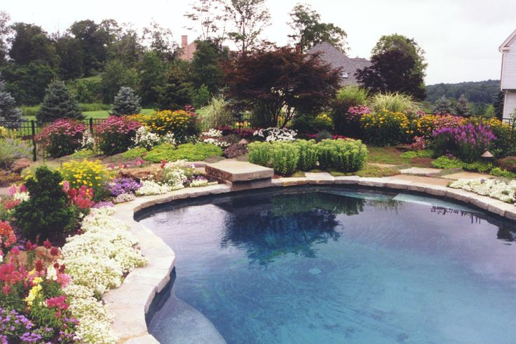 Perennial Garden in Westchester County, NY: ... | flowers & gardens