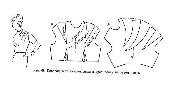 платье с вязаным кружевным лифом
