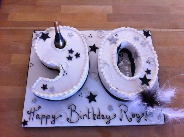 Happy 90th Birthday Cake Ideas 108012 90th Birthday Number