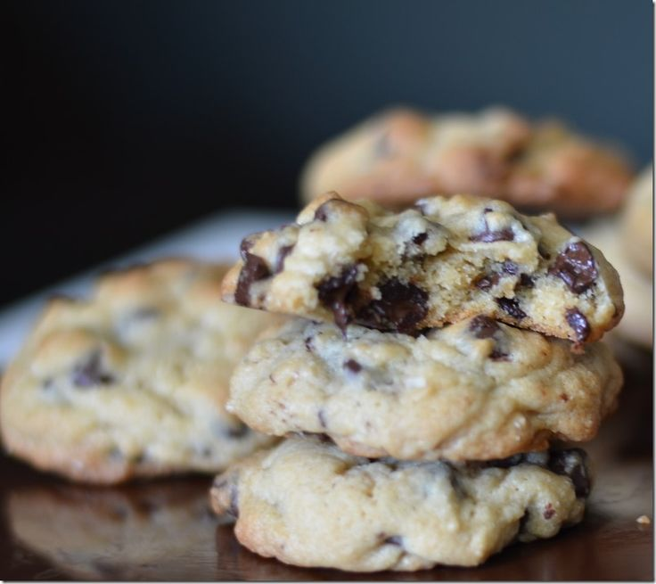 Chocolate Chip Cookies | Cookies | Pinterest