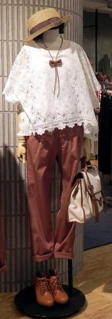 japanese womens fashion stores - casual - fashion in japan