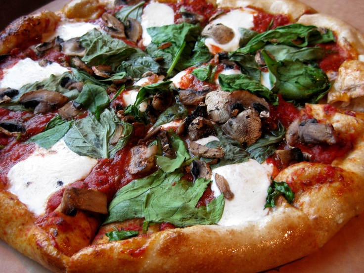 PW Pizza Chouteau | Food | Pinterest