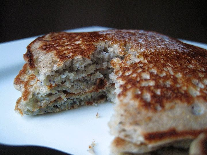 Blue Corn Griddle Cakes | High Altitude Baking | Pinterest