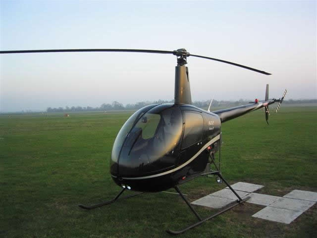 how to fly a helicopter unt