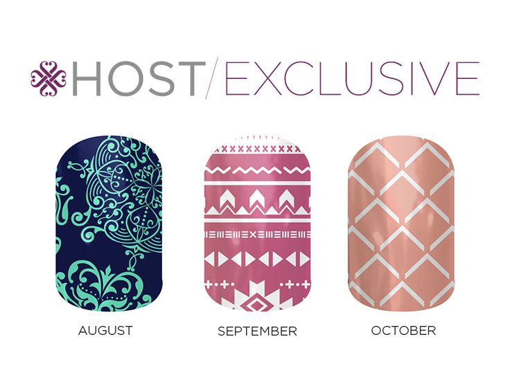 Jamberry Nails Hostess Exclusive Wraps