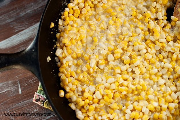 Southern Style Creamed Corn | Recipe