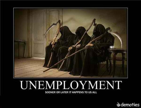 #Unemployment #Chômage