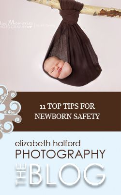 I understand the desire to keep our methods secret, but newborn posing is one area in which I think we should all be more transparent and willing to share.   If just one baby becomes injured or dies due to dangerous posing, it would be devastating both to the family and also to the whole newborn photography profession.
