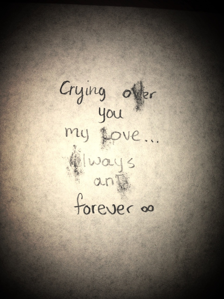 My Heart Hurts For You...
