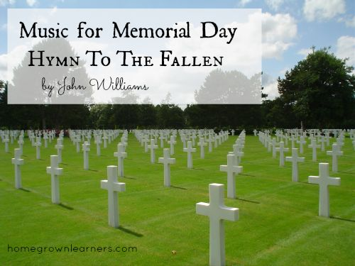 hymns for memorial day