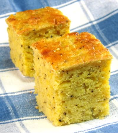 Zucchini Cornbread | Bread | Pinterest