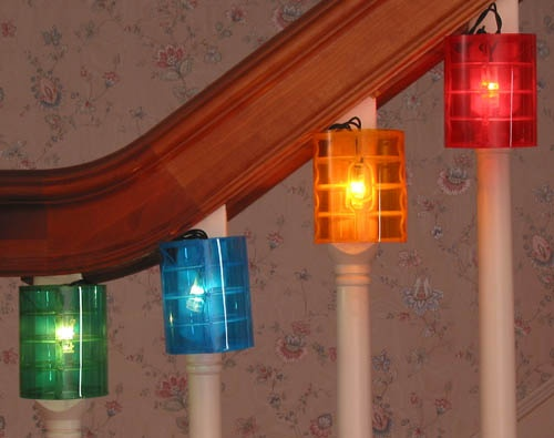 Outside Lantern String Lights : Outdoor Lantern String Lights Light the way Pinterest