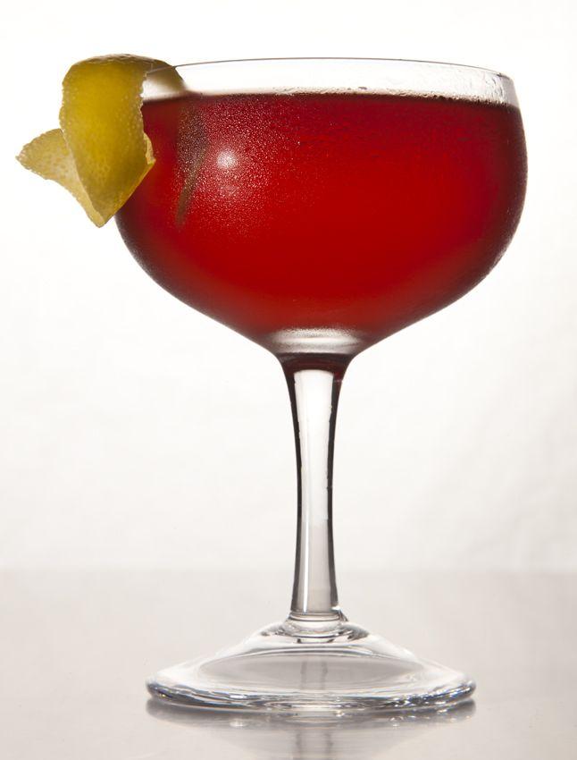 The Boulevardier Combine 2 ounces bourbon, 1 ounce Campari, and 1 ...