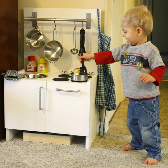Kids 39 Play Kitchen For Kiddos Things To Do Learn Fun Pinterest