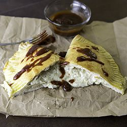 BBQ Chicken Calzones | Chicken | Pinterest