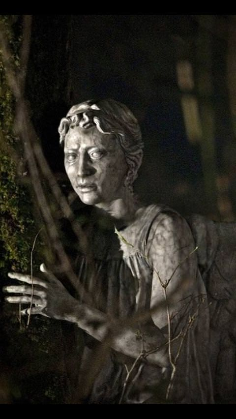 gallery for weeping angel iphone wallpaper