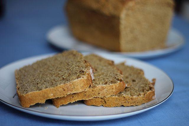 Anadama Bread | Breads | Pinterest