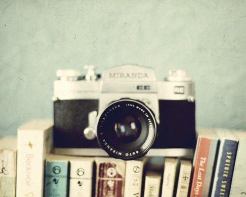 Vintage Books & Camera .