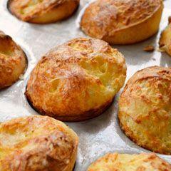 Cheesy popover | Popovers Please! | Pinterest