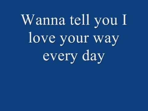 frampton love way: