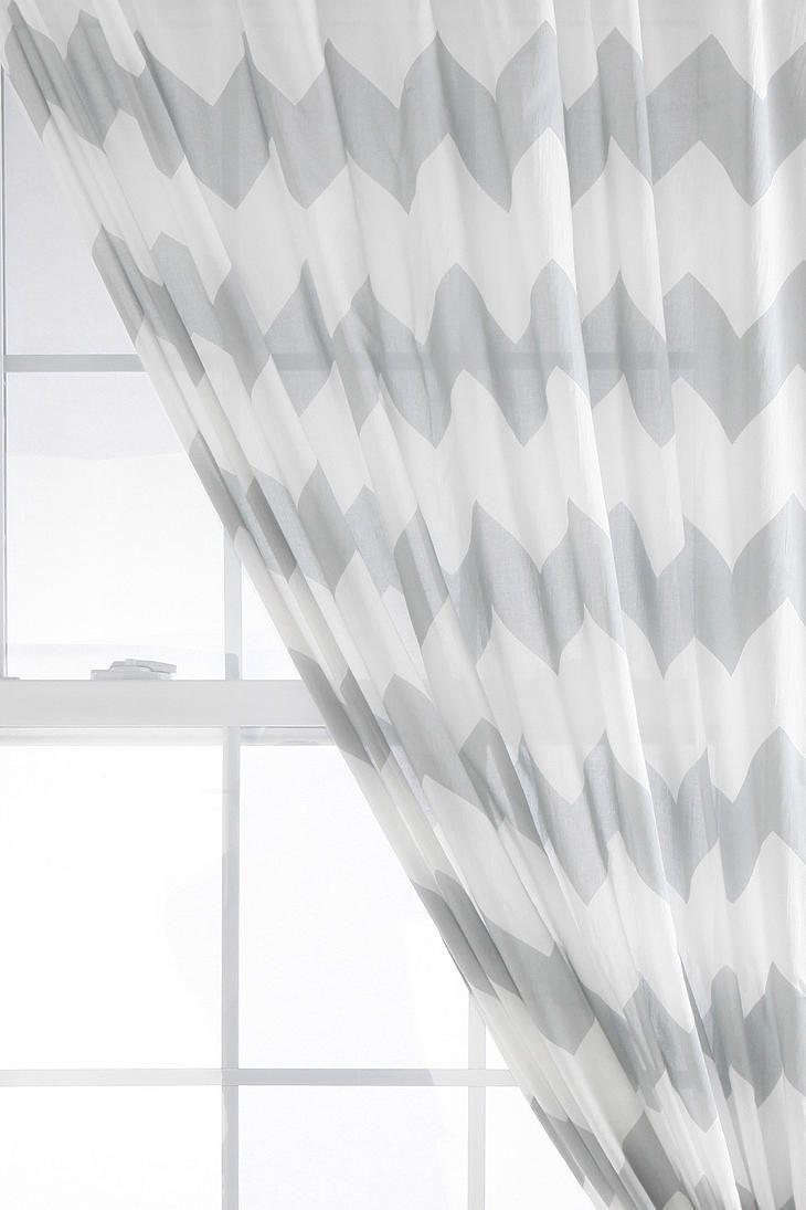 UrbanOutfitters.com > Zig Zag Curtain
