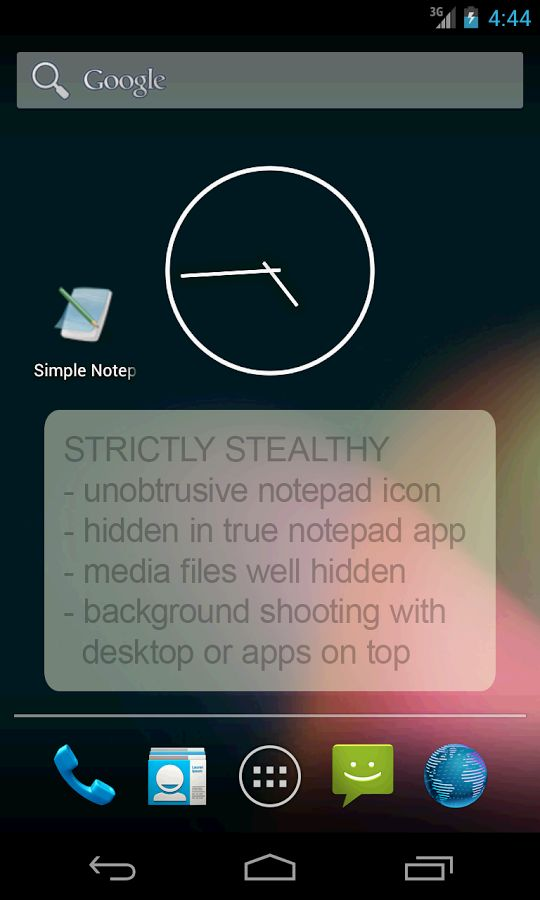 mobile hidden camera for android crack