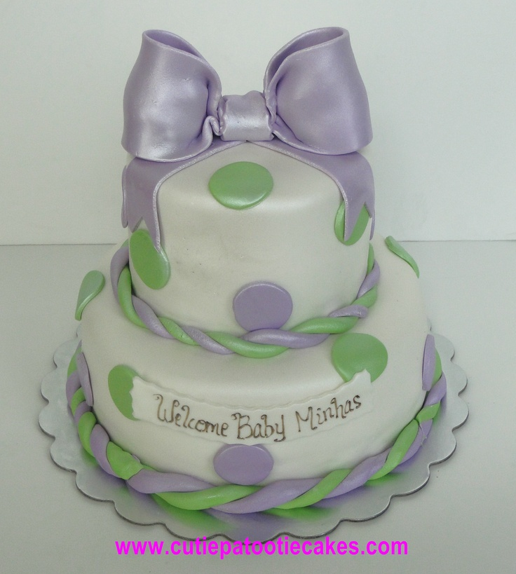 polka dot baby shower cakes cupcakes and more pinterest
