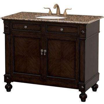42 inch vanity salle de bains pinterest