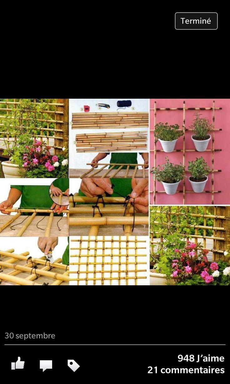 Aménagement terrasse  Home organizing  Pinterest